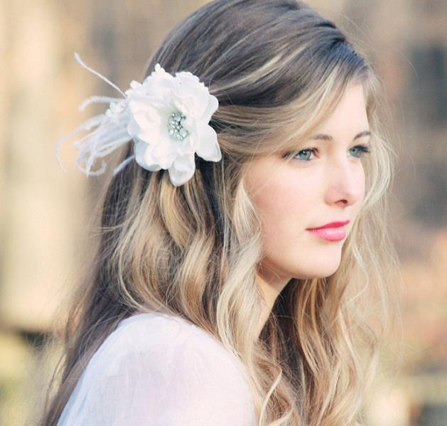 màu tóc cưới highlight