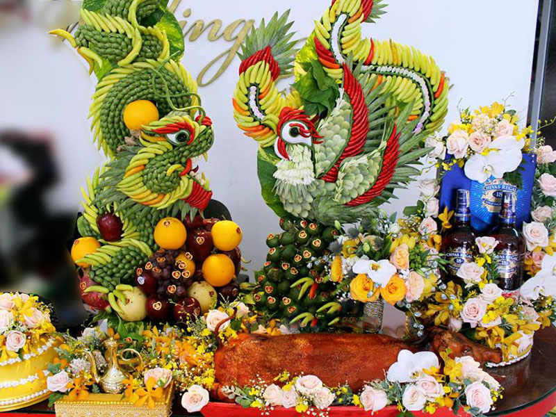 Ý nghĩa mâm trái cây