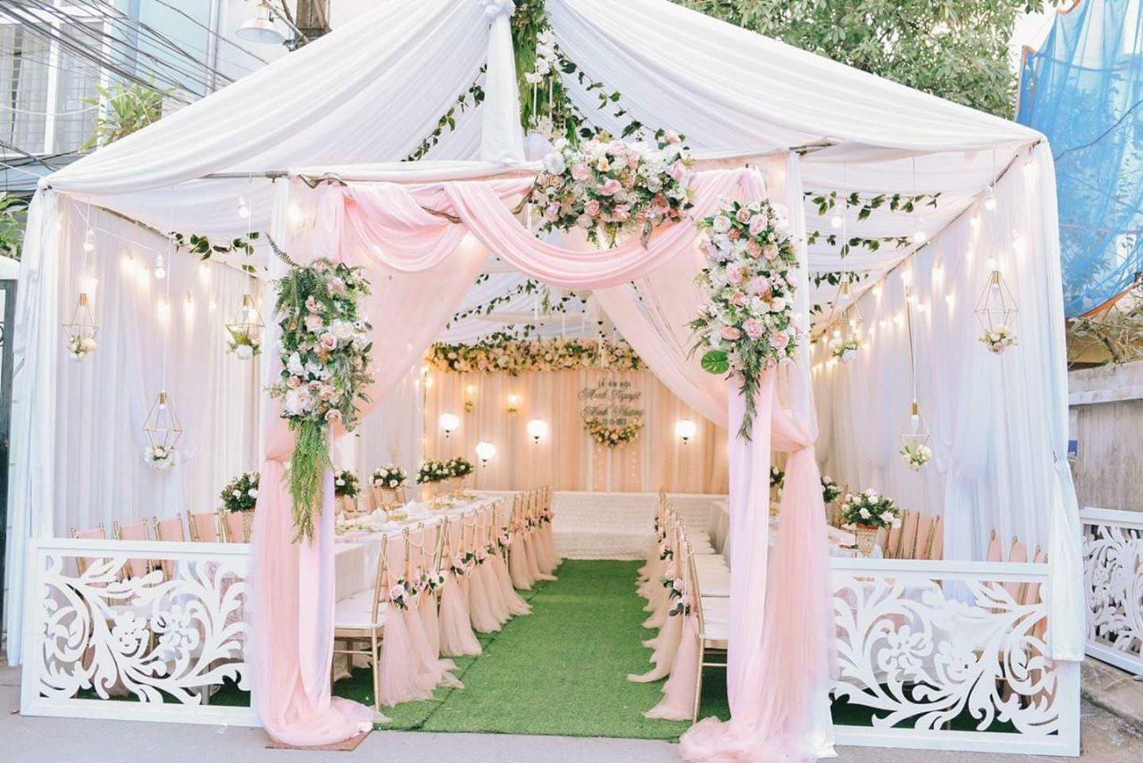 cổng cưới vãi lựa