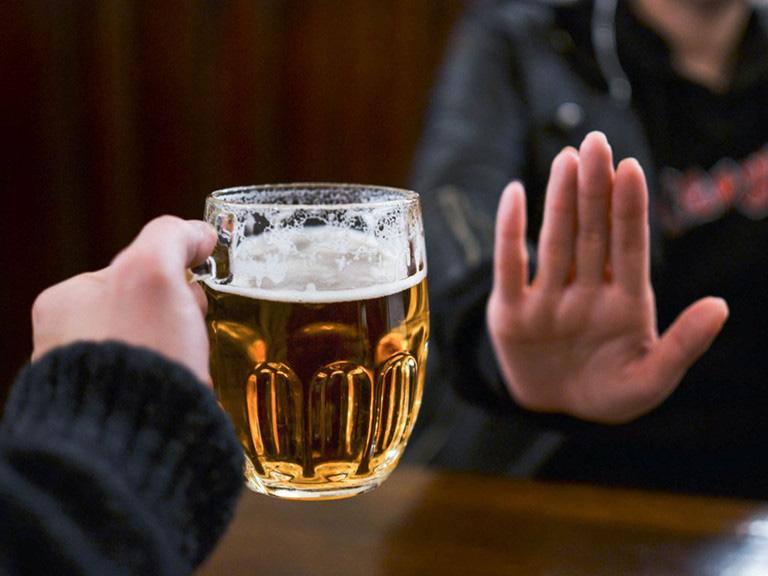 giảm thức uống có cồn