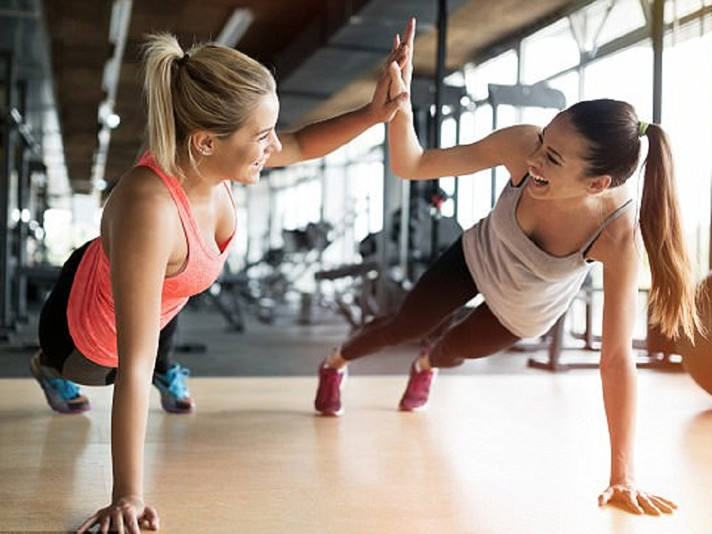 tập thể dục bí quyết giảm cân