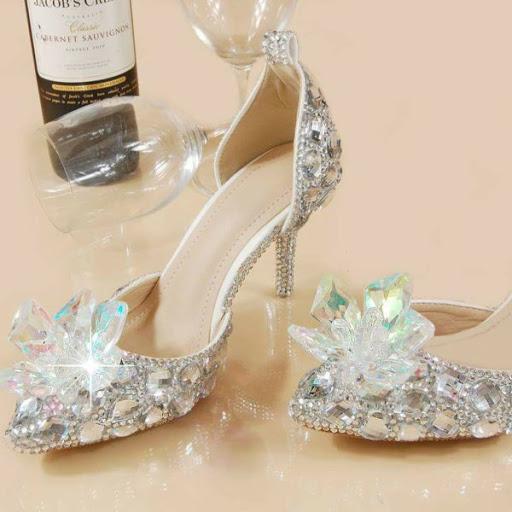 giày cưới 2020