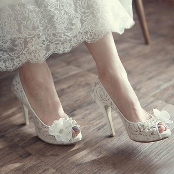 mẫu giày cưới đẹp