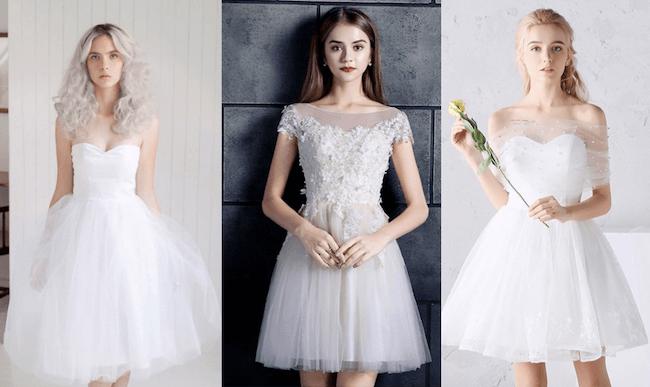 váy cưới ấn tượng