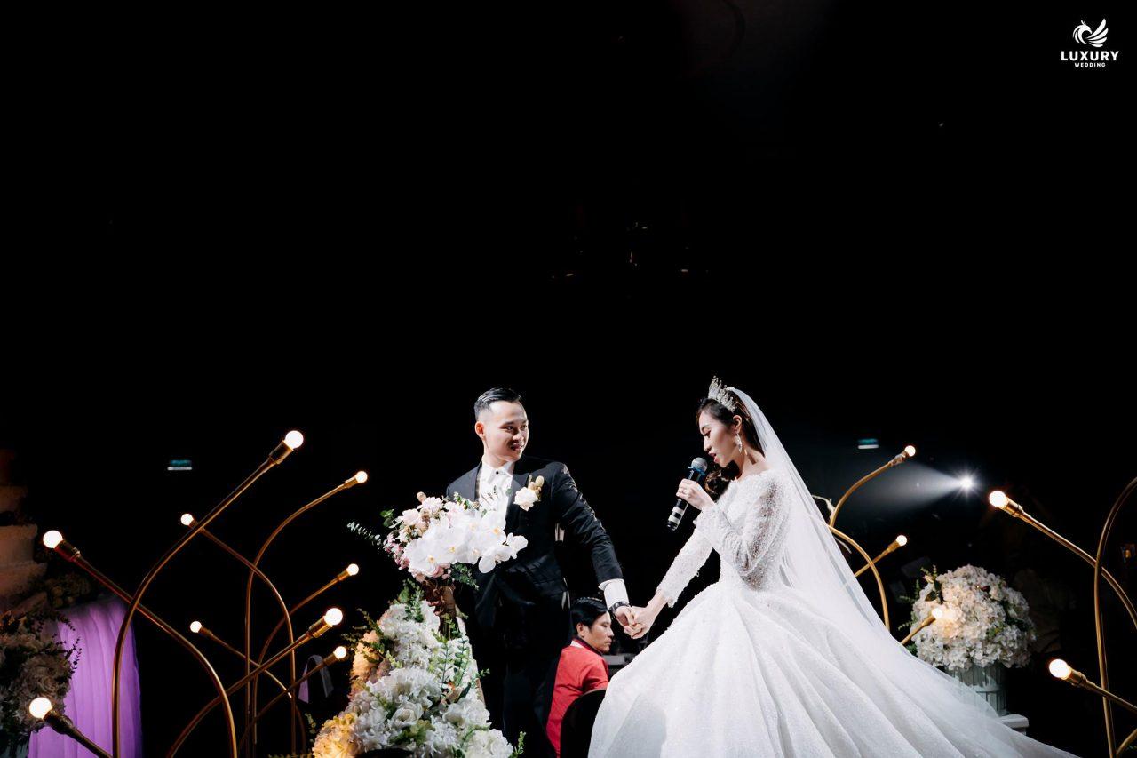 chương trình trong đám cưới