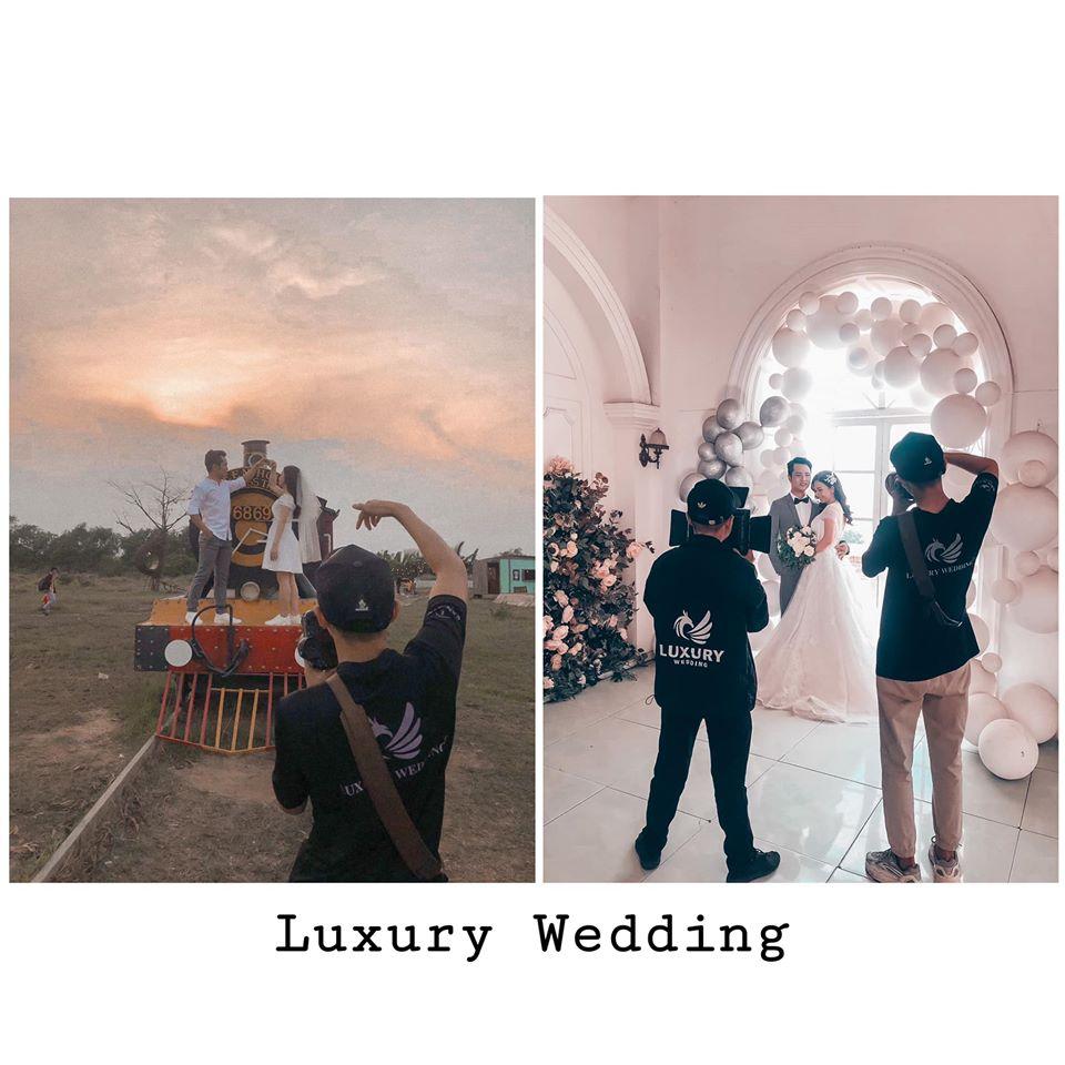 hậu trường chụp ảnh cưới