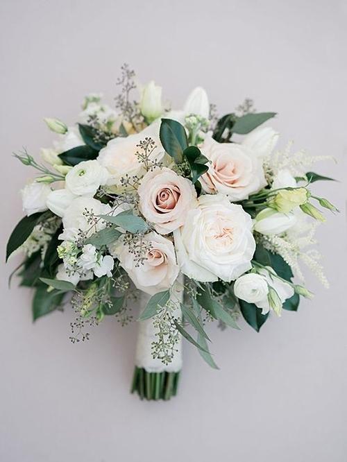 hoa cưới ấn tượng