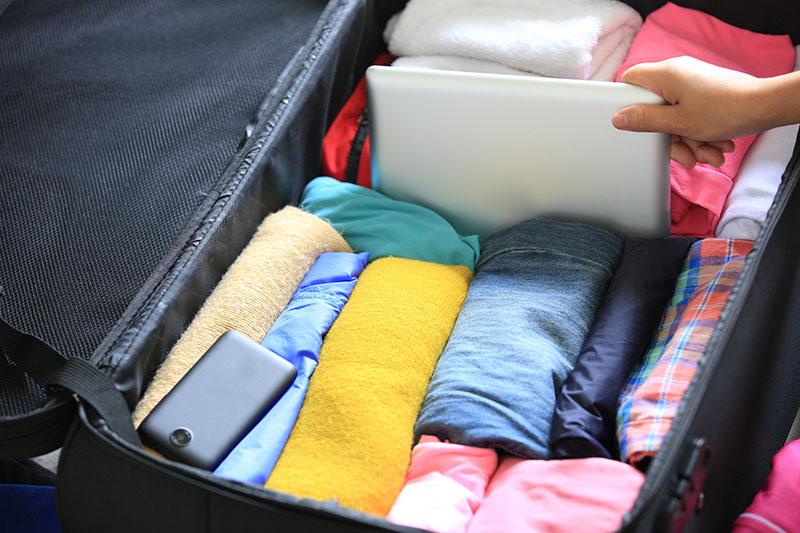 sắp xếp đi du lịch