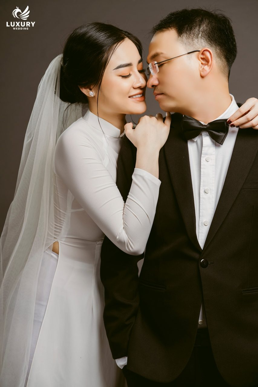 ảnh cưới studio mùa dịch covid-19