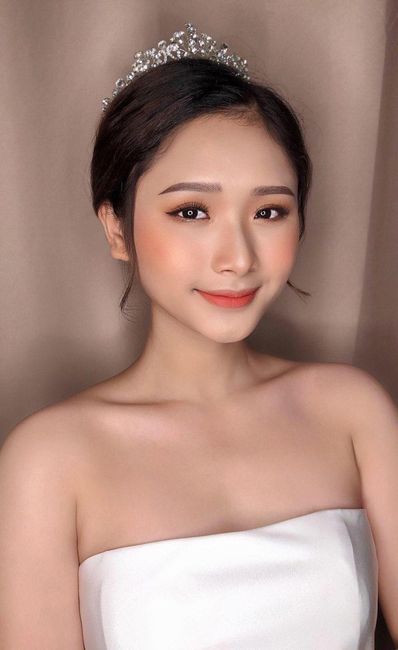 makeup cô dâu đẹp