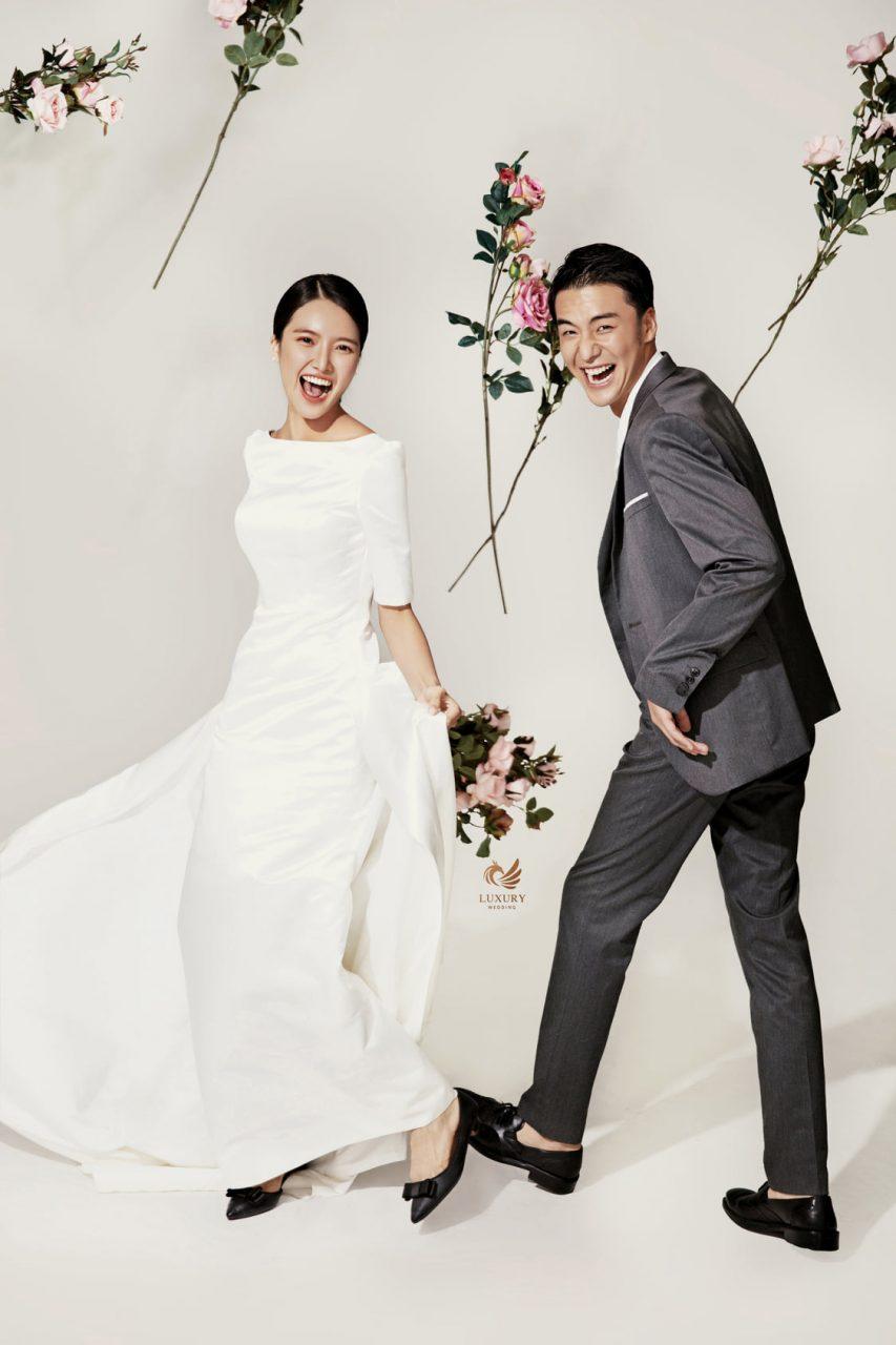 tự tin chụp ảnh cưới