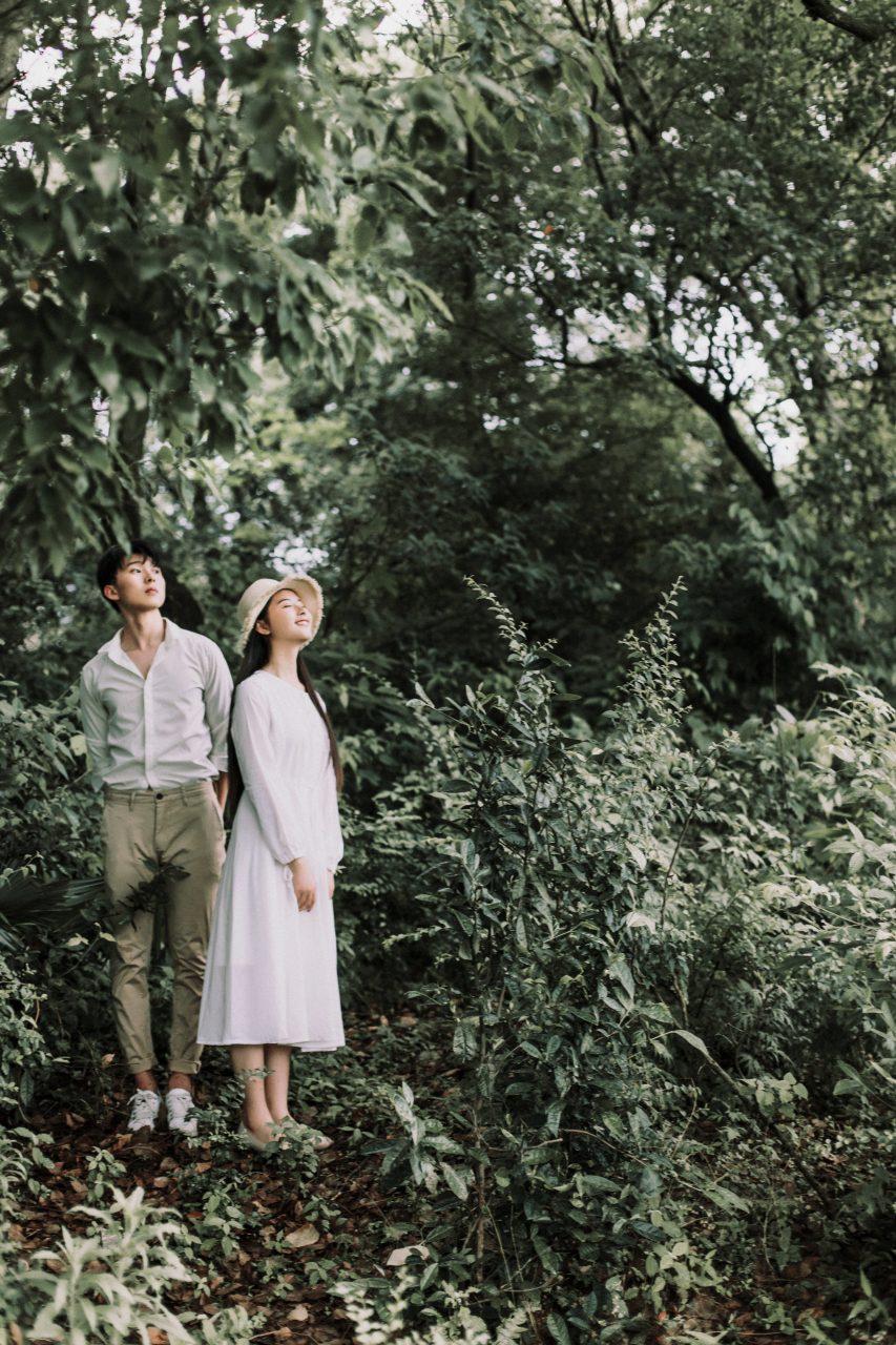 chụp ảnh cưới đẹp ở hồ cốc 2020