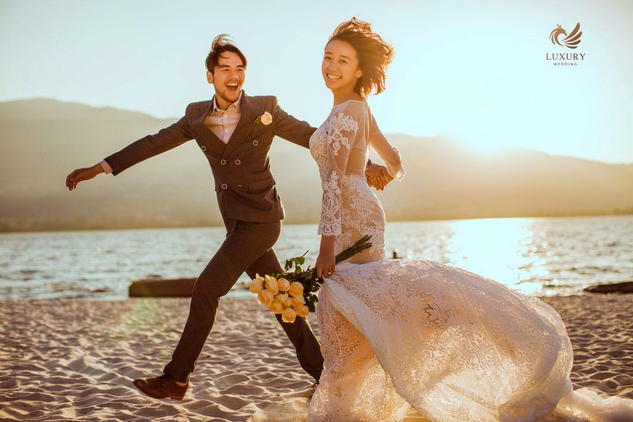 ảnh cưới hồ cốc đẹp