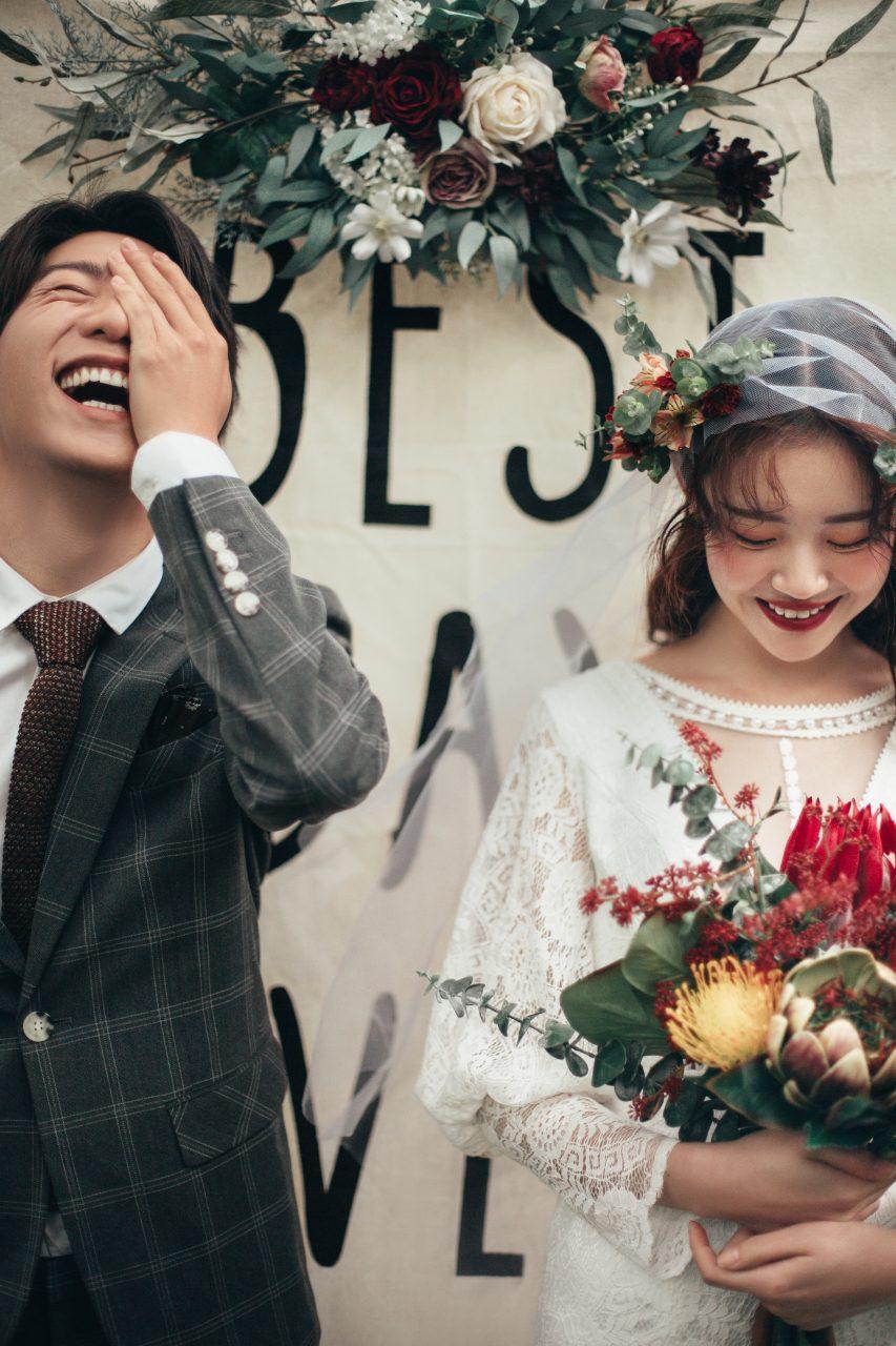 ảnh cưới đẹp Hồ cốc 1