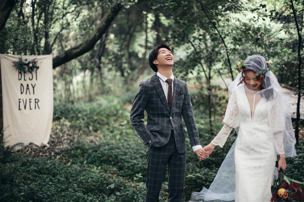 ảnh cưới đẹp Hồ cốc 2