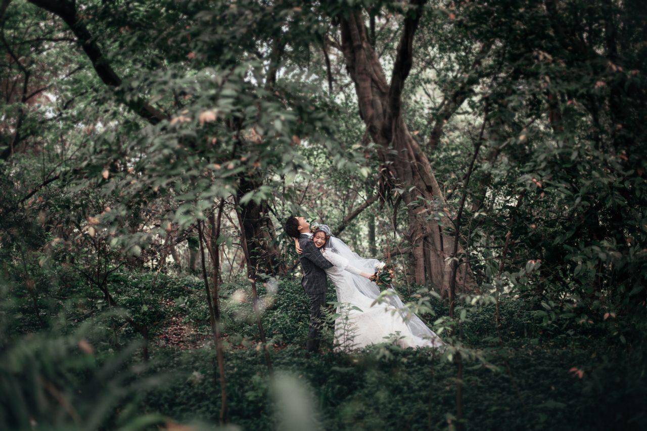 ảnh cưới đẹp Hồ cốc 4