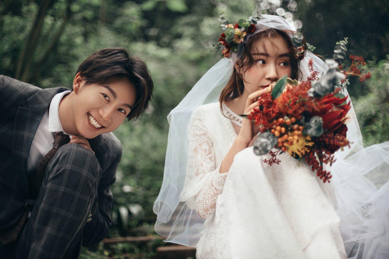 ảnh cưới đẹp Hồ cốc 5