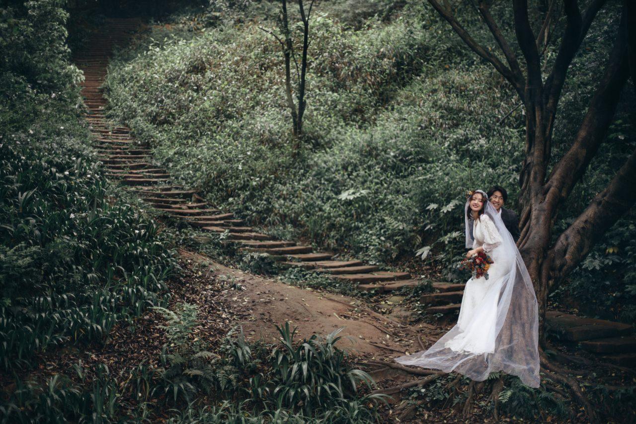ảnh cưới đẹp Hồ cốc 6