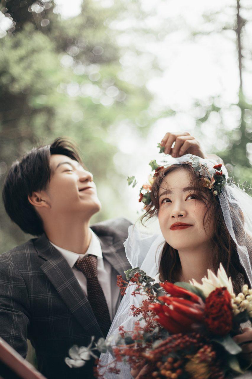 ảnh cưới đẹp Hồ cốc 7