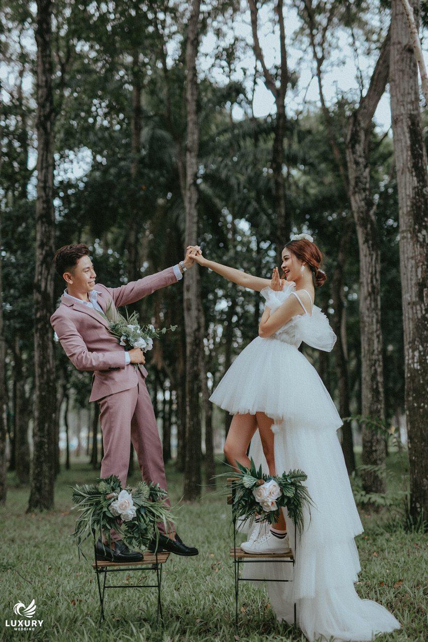 ảnh cưới sáng tạo tại đà lạt