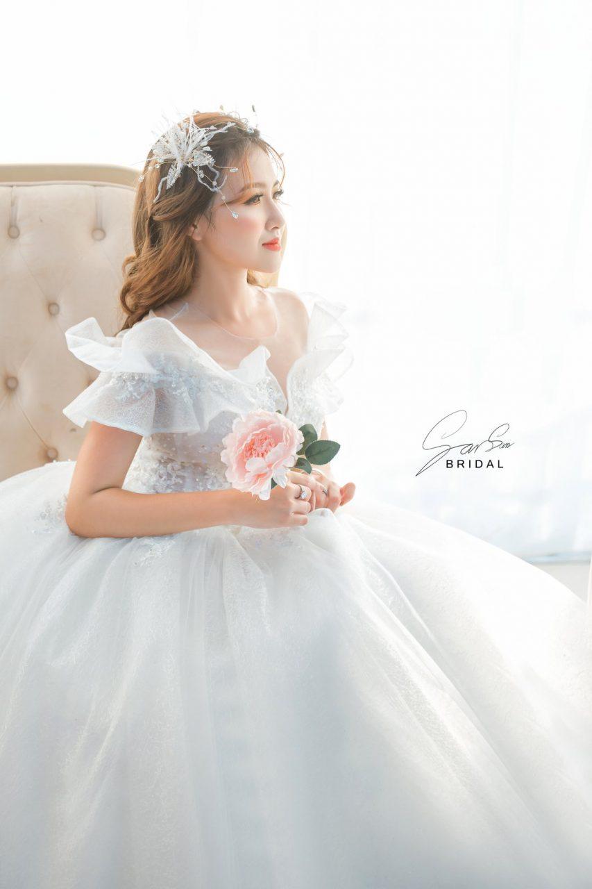 Áo cưới đẹp 2020