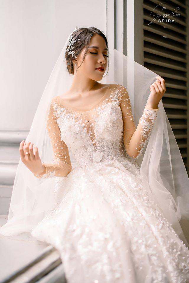 mẫu áo cưới đẹp