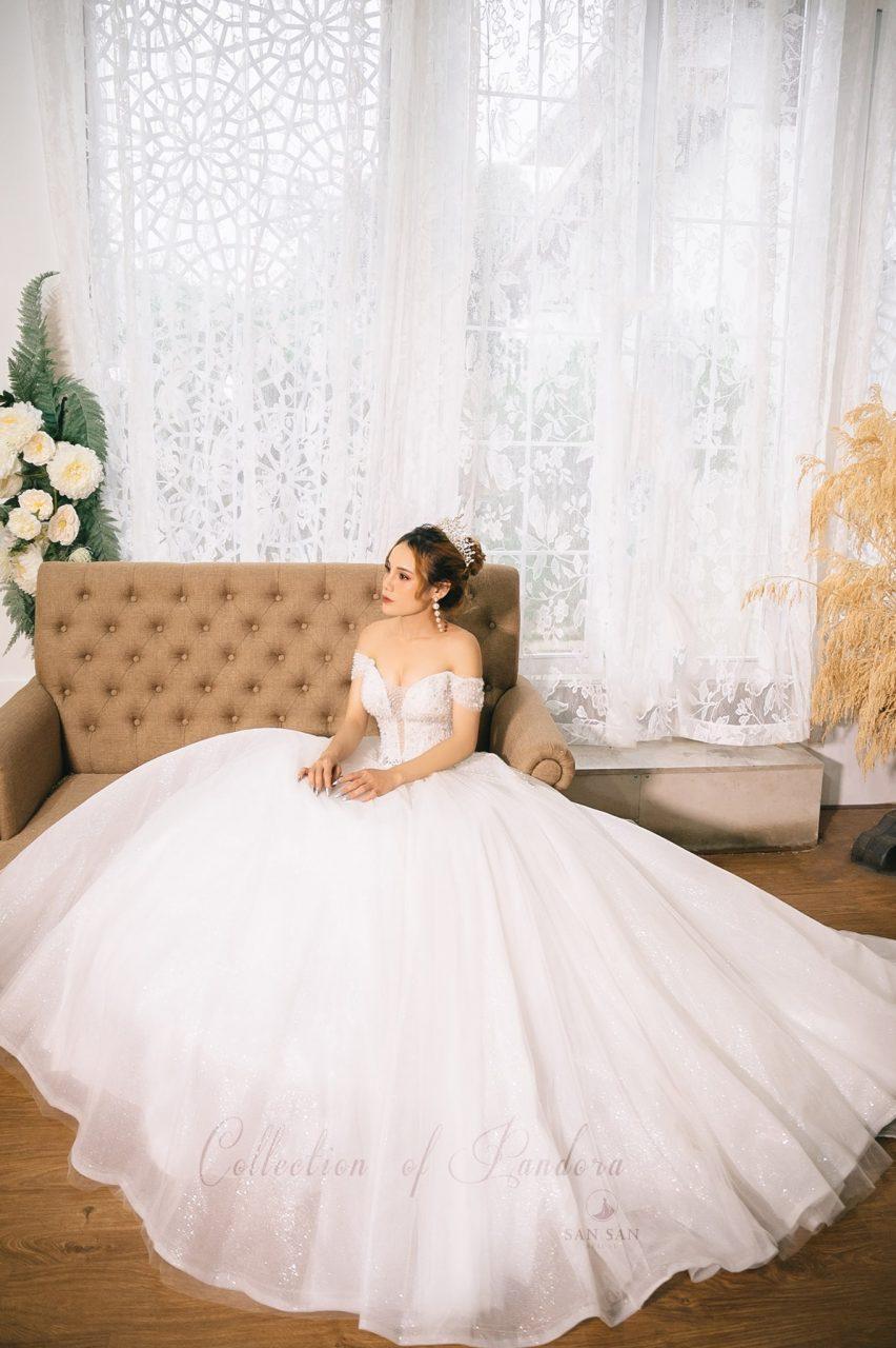 thiết kế váy cưới đẹp