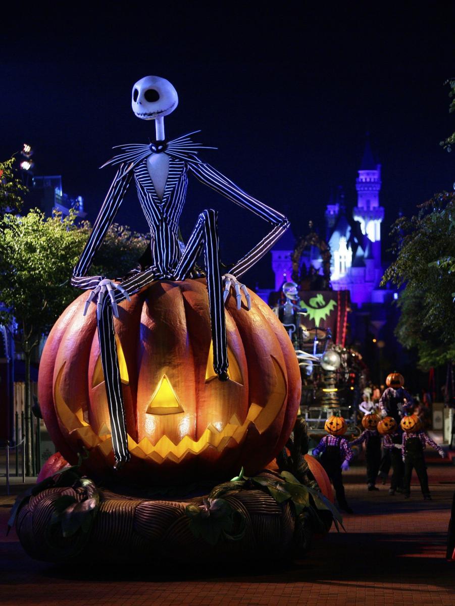 địa điểm đi chơi Halloween