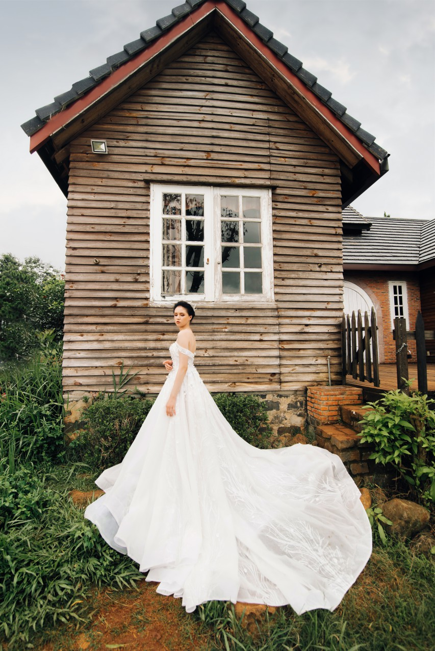 Hình ảnh áo cưới đẹp