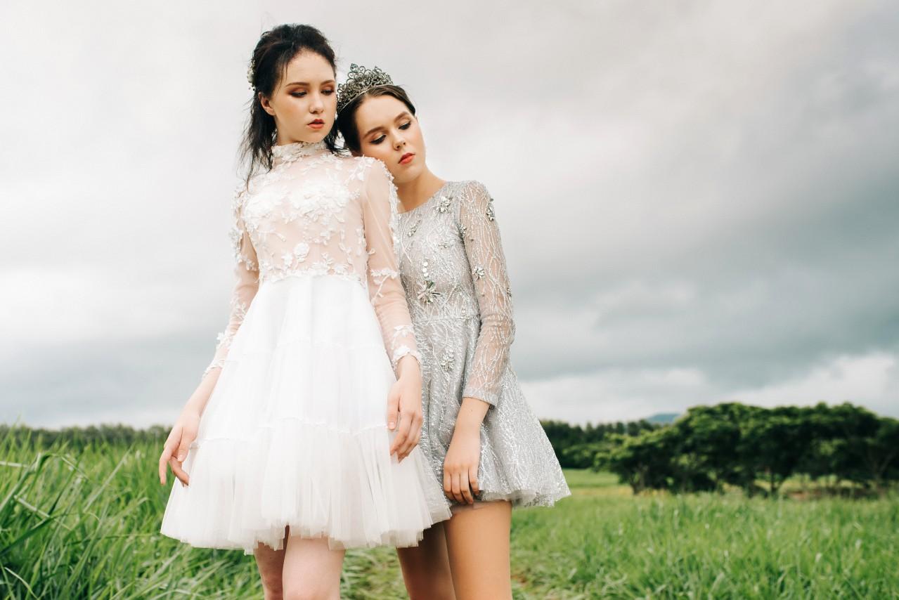Hình ảnh váy cưới đẹp nhất Sài Gòn
